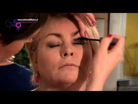 ABC dojrzałego makijażu - Makijaż kobiety dojrzałej
