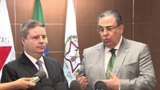 VÍDEO: Alberto Pinto Coelho fala da saída do governador Anastasia e sobre assumir o Governo