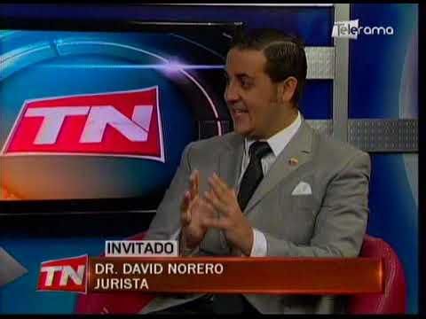 Dr. David Norero