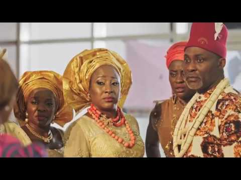 Watch The Wedding Party Movie Trailer.. Staring Sola Sobowale, Banky W And Others