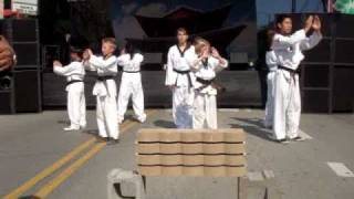 Download Lagu Yong Tae Kwon Do Demonstration at Korea Fest Chicago #1 Mp3