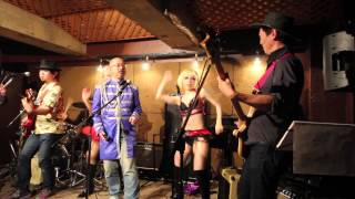 Burn ポール神田とサイケデリックブーツwith meshibe featuring Mazzo