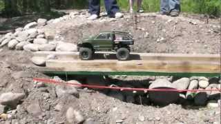 Trail Buster 2012 RC Truck Scale Rock Crawling Competition