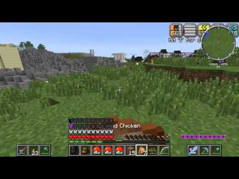Minecraft  DEADLIEST ROOM IN MINECRAFT CHALLENGE EPS9 49