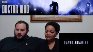Doctor Who Christmas Special Trailer 2017 - Reaction