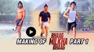Nonton The Making Of Bhaag Milkha Bhaag   Part 1 Film Subtitle Indonesia Streaming Movie Download