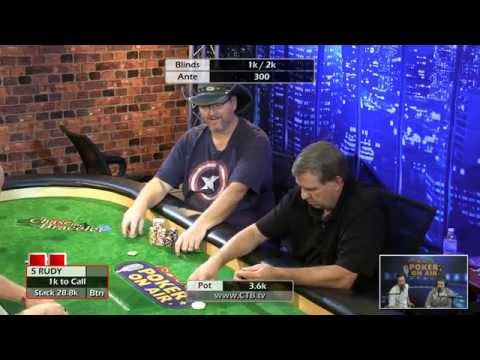 S5G8P4 CTB Chase The Bracelet Season 5 Game 8   Poker Game Show by Poker On Air