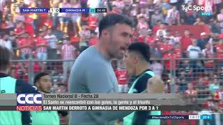 Torneo Nacional B - Fecha 28