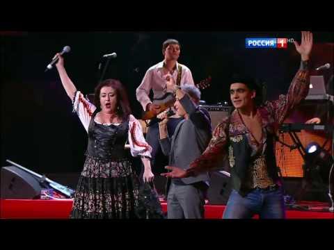 Тамара Гвердцители/Олег Газманов - Вороной (Мне 65. Юбилейный концерт Олега Газманова)
