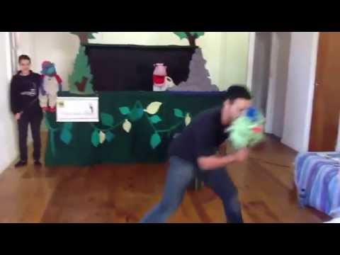 No Monkey Business: Spick & Span - The Germy Germ Anthem