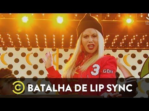 LipSync Battle - Tara Lipinski -