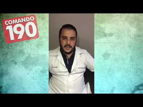 Médico infectologista fala sobre paciente que foi positivado com Novo Coronavírus