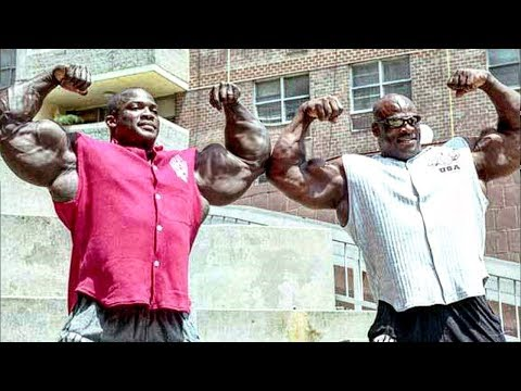 The Widest Bodybuilder You've Never Heard Of Who Made Others Look Small
