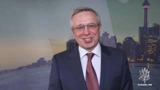 Konstantin V. Zhigalov Ambassador of the Republic of Kazakhstan to Canada Ambassadeur de la République du Kazakhstan au...