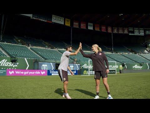 Video: 11x8 | A Diego Valeri & Lindsey Horan Mix Tape