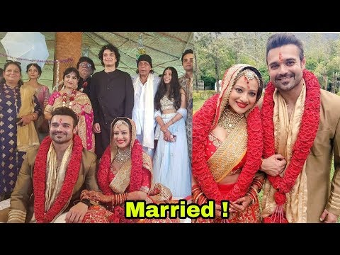 Mithun Chakraborty son Mimoh Chakraborty got married to actress Madalsa Sharma recently
