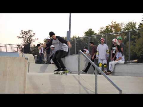 Hill street skate park