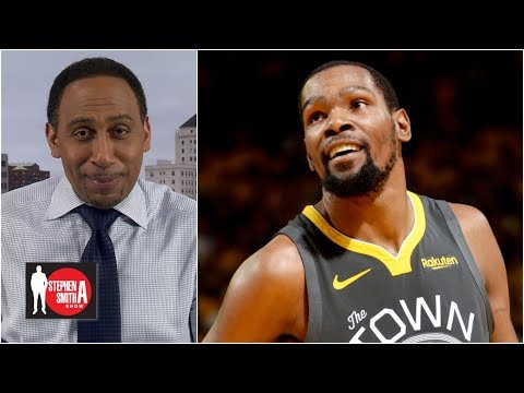 Kevin Durant is the closest thing to a savior for the Knicks - Stephen A. | Stephen A. Smith Show