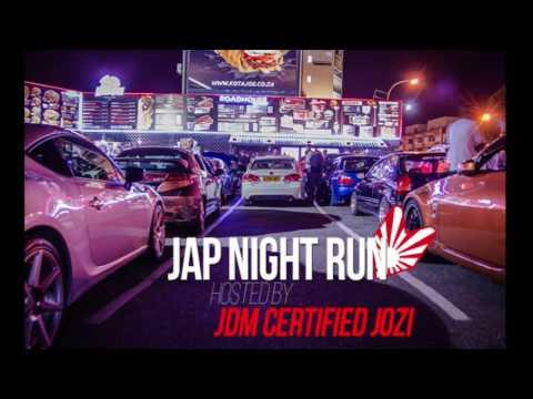 JAP NIGHT RUN 31st MARCH