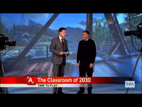 The Classroom of 2030