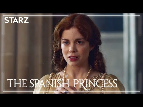 'You Would've Crushed Me Too' Episode 8 Preview | The Spanish Princess | STARZ