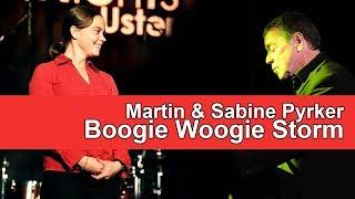 BOOGIE WOOGIE STORM by Martin & Sabine Pyrker