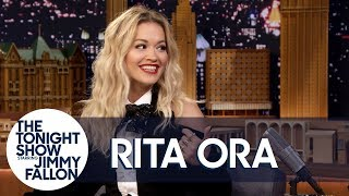 Rita Ora Dined and Dabbed in Kensington Palace with Prince Harry