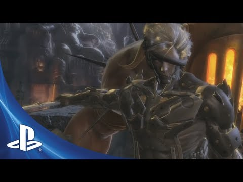 PlayStation All-Stars Battle Royale - Raiden