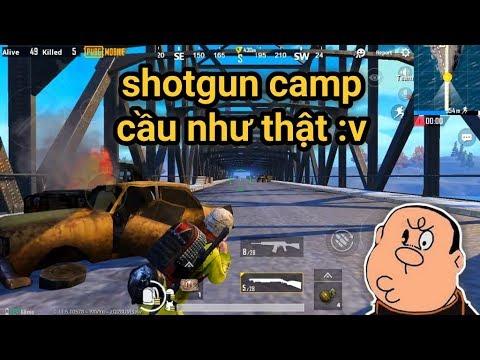 PUBG Mobile - Khi Shotgun S12K Full Phụ Kiện Camp Cầu | Gặp Trùm Bo Cuối Sấy Sấp Mặt - Thời lượng: 13:26.