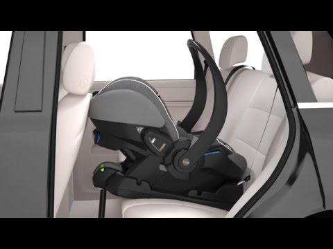 Siège-auto bébés iZi GO MODULAR i-Size de BESAFE