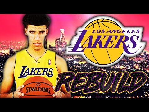 STARTING THE POST KOBE ERA | NBA 2K18 Rebuilds