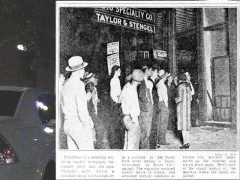 Midwest Gangster History, Decatur IL Gambling wars of 1931.