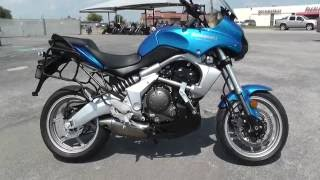 6. 037853 - 2009 Kawasaki Versys 650 KLE650A9F - Used motorcycles for sale