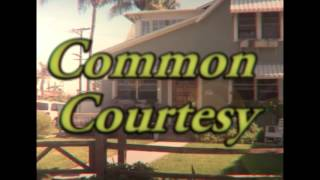"Common Courtesy (The Series) Ep. 2 -""Golden Eagle"""