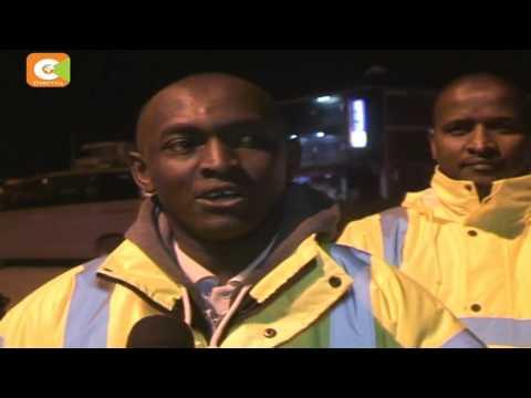 NTSA cracks down on drunk driving at the ongoing Masaku 7s tournament (видео)