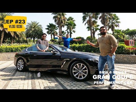EP #23 - BMW 8 Series Gran Coupe, Malayalam Review with Hani Musthafa