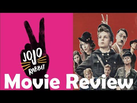 Movie Review   Jojo Rabbit (2019)