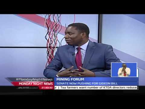 Monday Night News: First ever Mining Forum to be held in Kenya, 26/9/2016