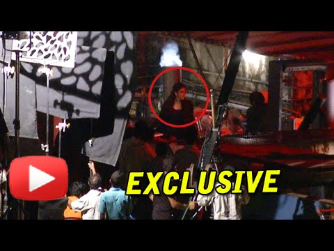 EXCLUSIVE!! Aishwarya Rai Bachchan's Fight Scene