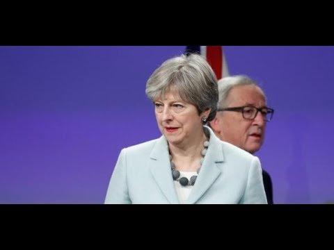 Brexit: May und Juncker erreichen ersten Durchbruch ...