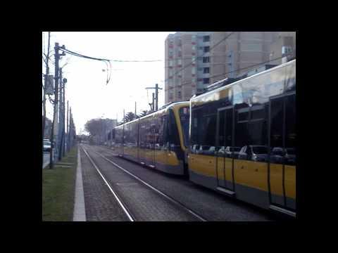 |HD| - Metro do Porto - Senhora da Hora - (Video 4)