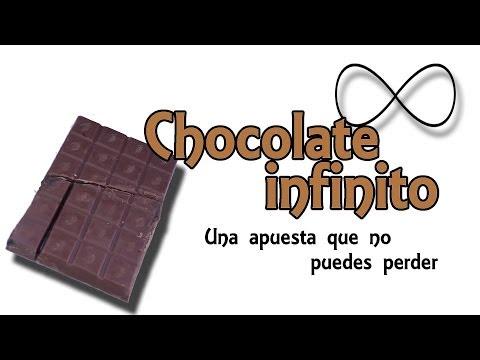 El truco del chocolate infinito – Una apuesta que no puedes perder (Experimentos Caseros)