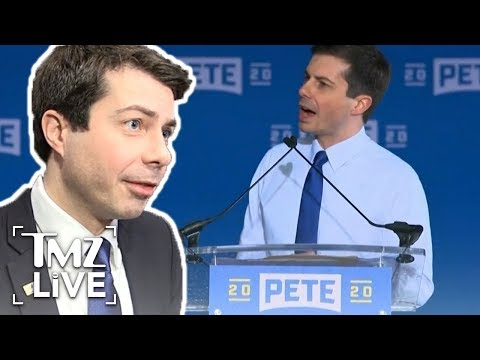 Mayor Pete Gets A Big Boost From Hollywood | TMZ Live