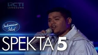 Video ABDUL - WILD THOUGHTS (DJ Khaled ft Rihanna, Bryson T) - Spekta Show Top 10 - Indonesian Idol 2018 MP3, 3GP, MP4, WEBM, AVI, FLV November 2018