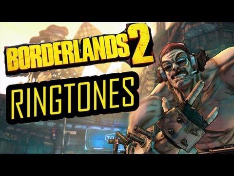 Borderlands 2 Ringtones! [DOWNLOAD] Claptrap and Torgue - Hilarious :D