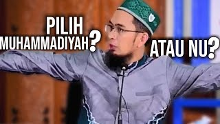 Video PENTING⁉️ Ust. Adi Hidayat Bahas NU dan MUHAMMADIYAH Sekaligus MP3, 3GP, MP4, WEBM, AVI, FLV Februari 2019