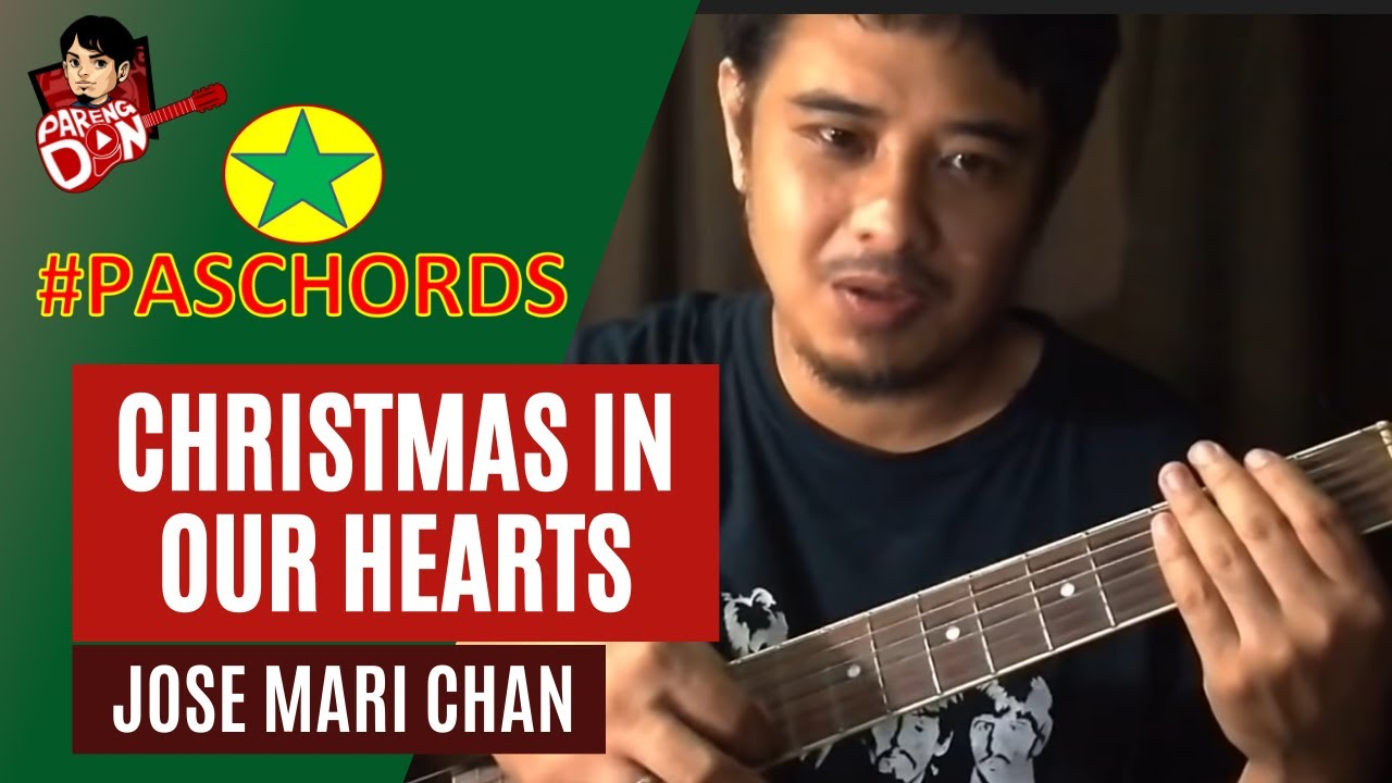 Guitar tutorial – Pasko na naman chords (for beginners)