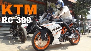 7. 2016 KTM RC 390 | DELIVERY | FRIEND'S NEW BIKE!