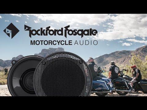 2014+ Rear Tour-Pak Speaker Installation
