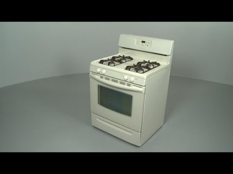 Frigidaire Gas Range Disassembly – Stove Repair Help